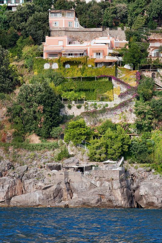 Luxury Positano Villa with AC & Private Sea Access - Image 1 - Positano - rentals
