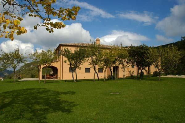 Ripa Exterior - Luxury Farmhouse in Tuscany with Spectacular Views - San Casciano dei Bagni - rentals