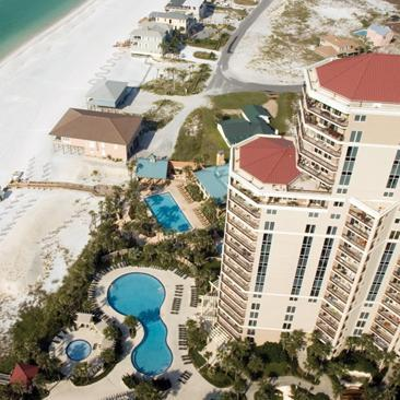 Building exterior - Beach Front 2br with 6seater Golf Cart @ Sandestin - Sandestin - rentals