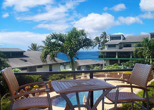 Makahuena 2202: Beautiful 3br condo, view, close to beach. - Image 1 - Poipu - rentals