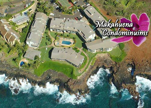 Makahuena 2202: Beautiful 3br condo, spacious inside, view, close to beach. - Image 1 - Poipu - rentals