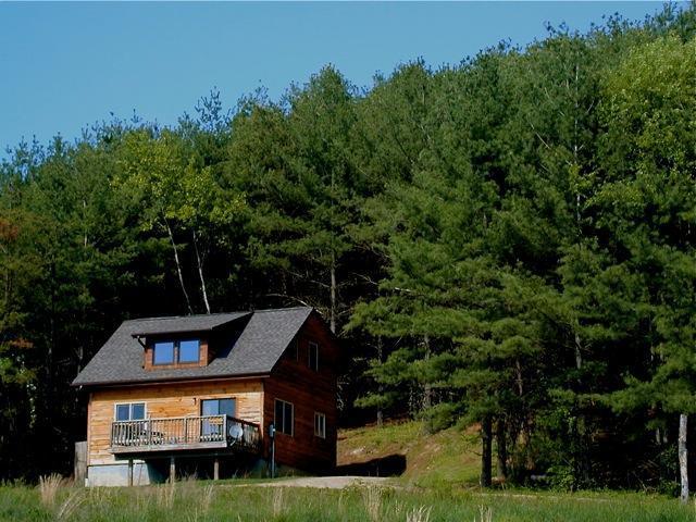 Broadwing Farm Cabins - Poplar Cabin - Broadwing Farm Cabins-Hot Springs/MineralWater Tub - Hot Springs - rentals