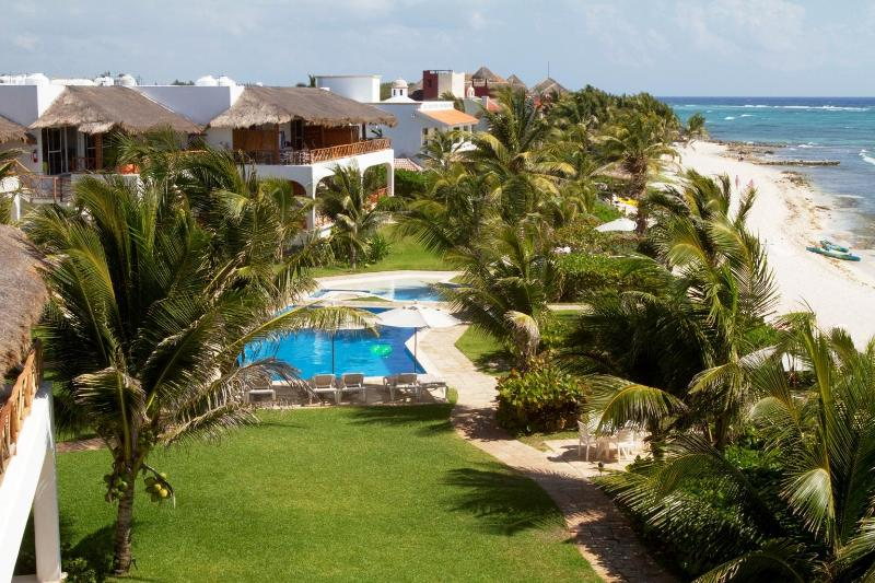 Perfect Place to Relax - Oceanfront Rental In Akumal - Akumal - rentals