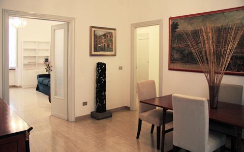 Nice 1bdr apt in historical center - Image 1 - Rome - rentals