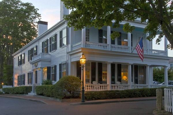 The Captain Morse House - Captain Morse House Vacation Rental - Edgartown - rentals