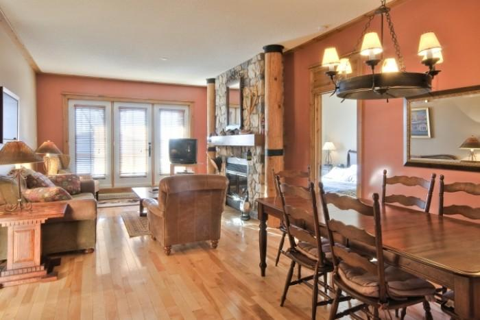 Amazing House in Mont Tremblant (L'Equinoxe | 152-3) - Image 1 - Mont Tremblant - rentals