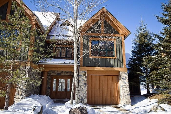 Nice House with 4 BR, 4 BA in Mont Tremblant (L'Equinoxe | 164-2) - Image 1 - Mont Tremblant - rentals