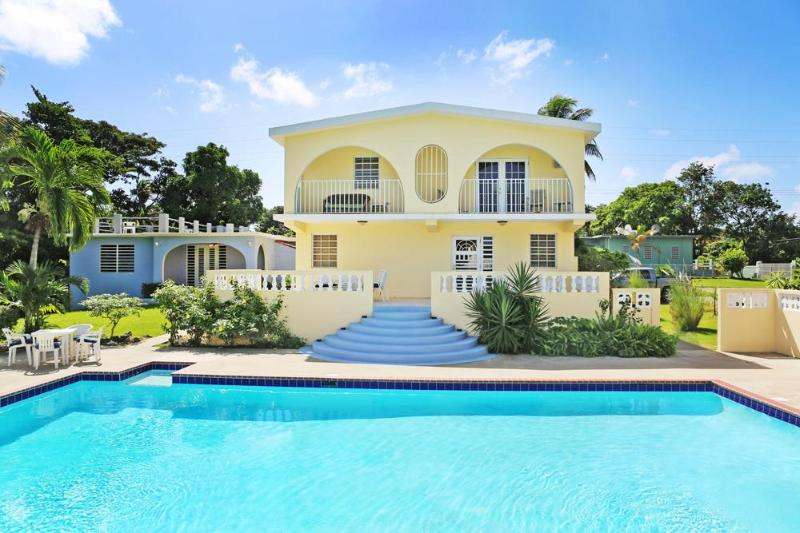 Casa Ladera - Casa Ladera Downstairs: Pool, View, Steps to Beach - Isla de Vieques - rentals