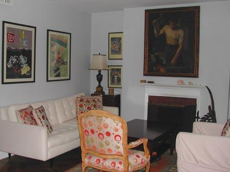 Living Room - Best Vacation Rental in Boston (M161) - Boston - rentals