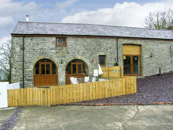 THE STABLES, romantic, luxury holiday cottage, with hot tub in Llandysul, Ref 4514 - Image 1 - Ceredigion - rentals