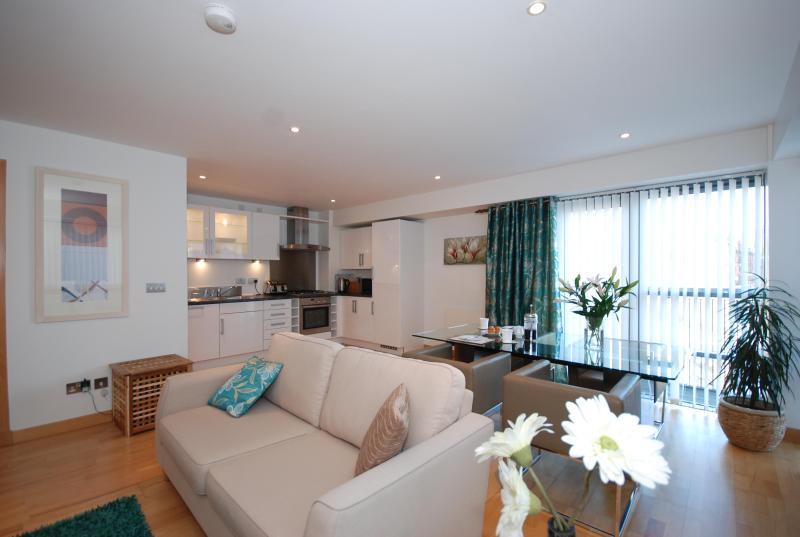Modern Interior Design - Barony High- 2 Bedroom City Centre Apartment - Glasgow - rentals