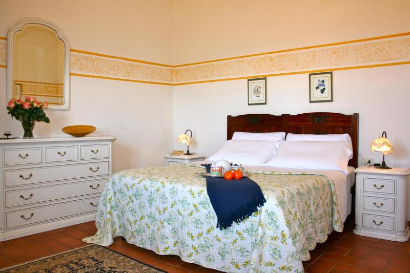 La Cipressaia - Double Bedroom - Nice indipendent house among Florence Siena Lucca - Montespertoli - rentals