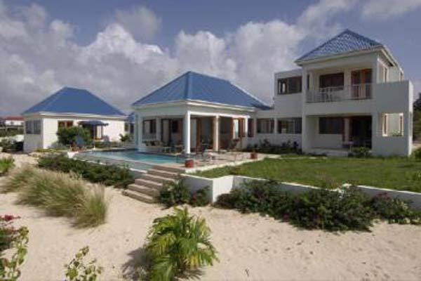 On the western end of the island, overlooking Cap Juluca and Altamer, is just minutes from 2 white sandy beaches. IDP PAN - Image 1 - Anguilla - rentals