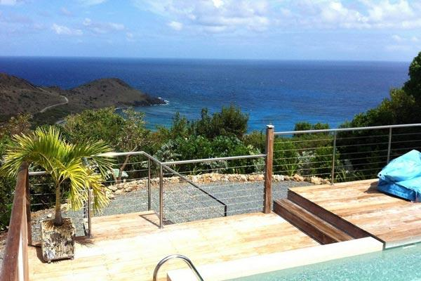 Located at the far end of Vitet offering a splendid sea view WV BEL - Image 1 - Vitet - rentals