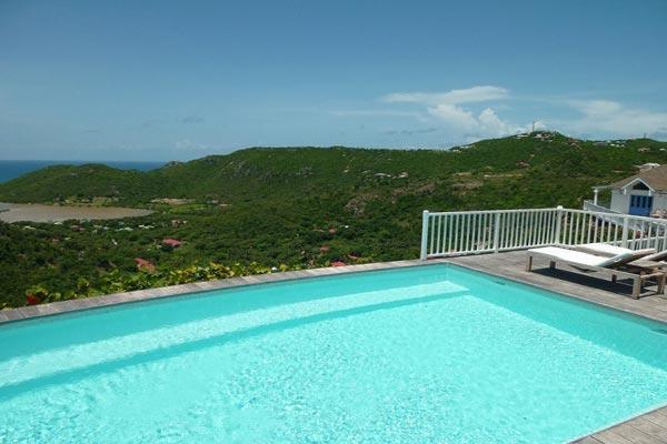 Spacious villa with dramatic views of a rocky mountain face WV FUN - Image 1 - Saint Jean - rentals