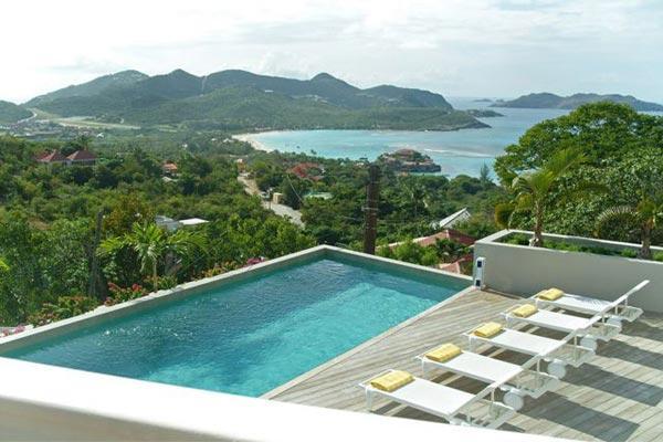 Charming and authentic colonial style villa WV LBC - Image 1 - Saint Jean - rentals