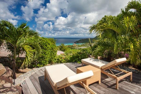 Spectacular villa with indoor/outdoor living area & view over bay WV PAJ - Image 1 - Lurin - rentals