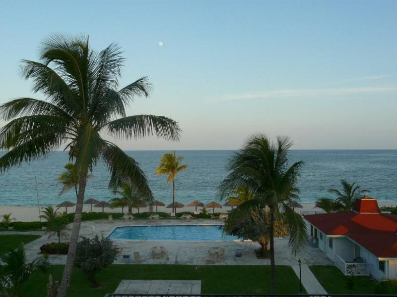 Balcony View - Coral Beach Grand Bahama Condo - Freeport - rentals