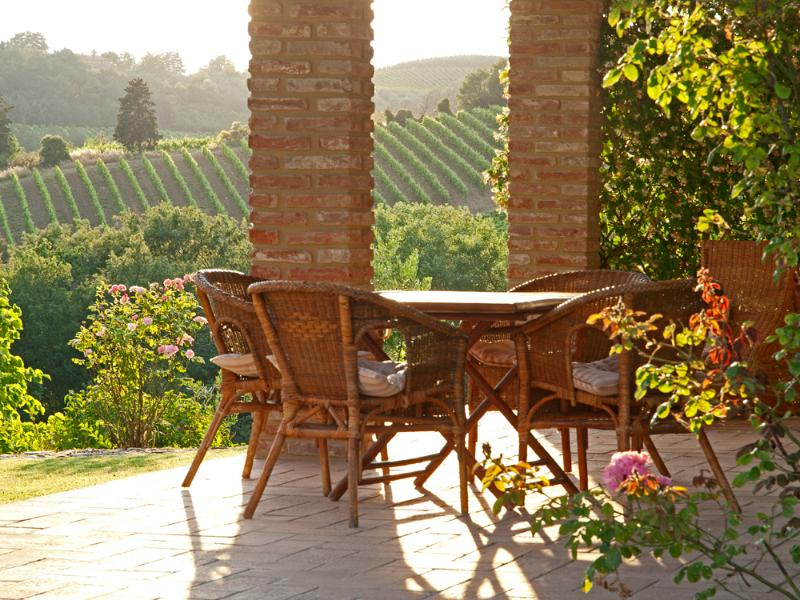La Lucciola - Charmimg Country House near S.Gimignano, Firenze - Gambassi Terme - rentals