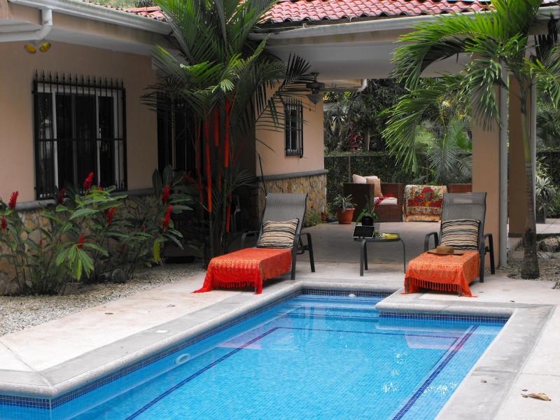 private pool - Casa Herradura- 2 bedroom house with private pool - Herradura - rentals