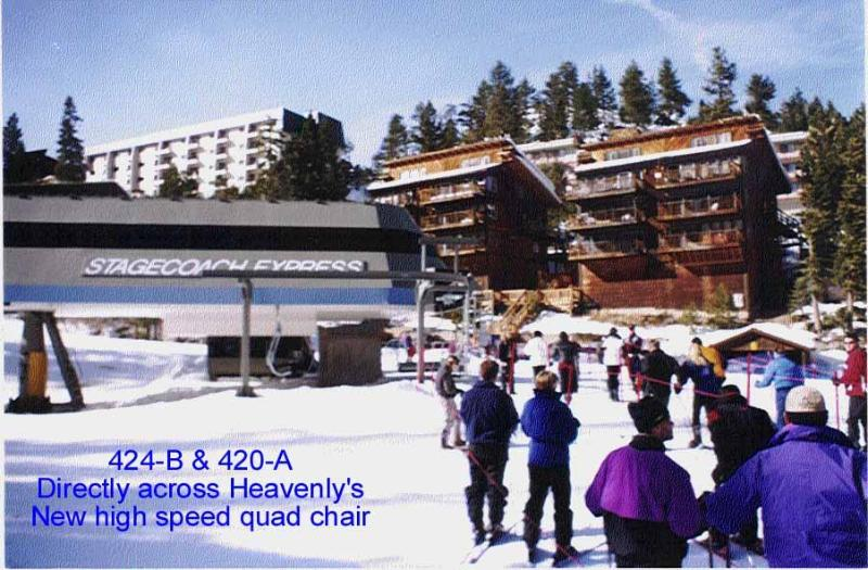 Stagecoach Express to our condo buildings - Skier / Snow Boarder's Delight - Stateline - rentals
