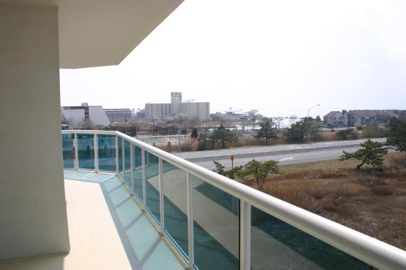 Balcony - Close to the golf and the Beach   Luxury Condo w - Ocean City - rentals