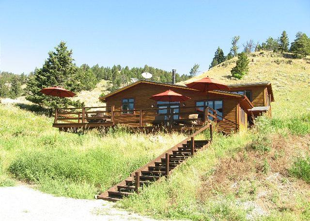 A cozy cabin in the mountains - Bangtail Cabin - Livingston - rentals