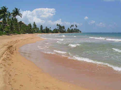 Enjoy a relaxing stroll on Humacao beach - $1863  5br Villa,pool,89 step to pvt beach - Humacao - rentals