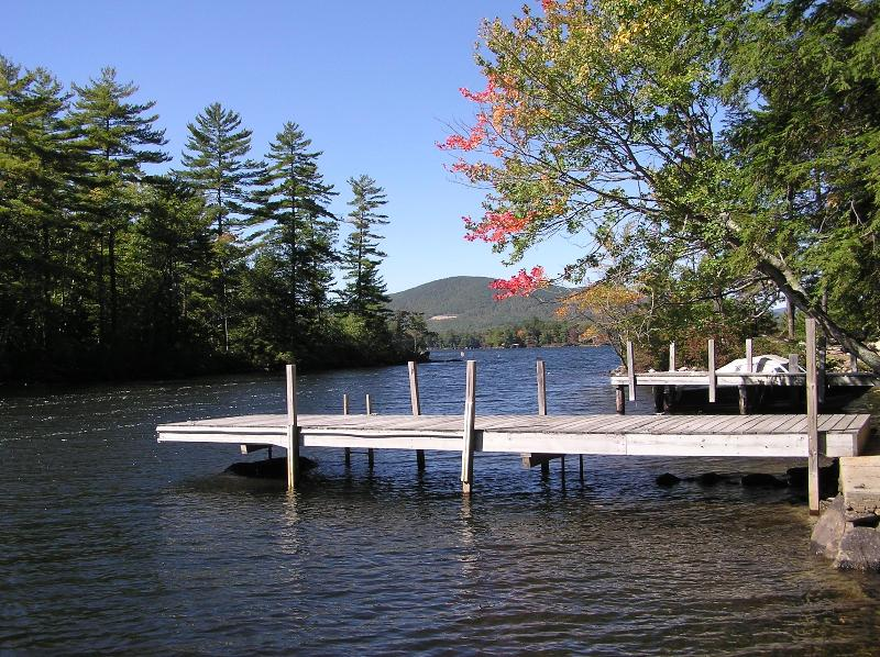 You\'ll Like The View, The Sunsets, The Place.  Click To See What This Place Offers.  Not Many Like It. - Pet-Friendly, 4-Season Winnipesaukee NH Lakefront - Moultonborough - rentals