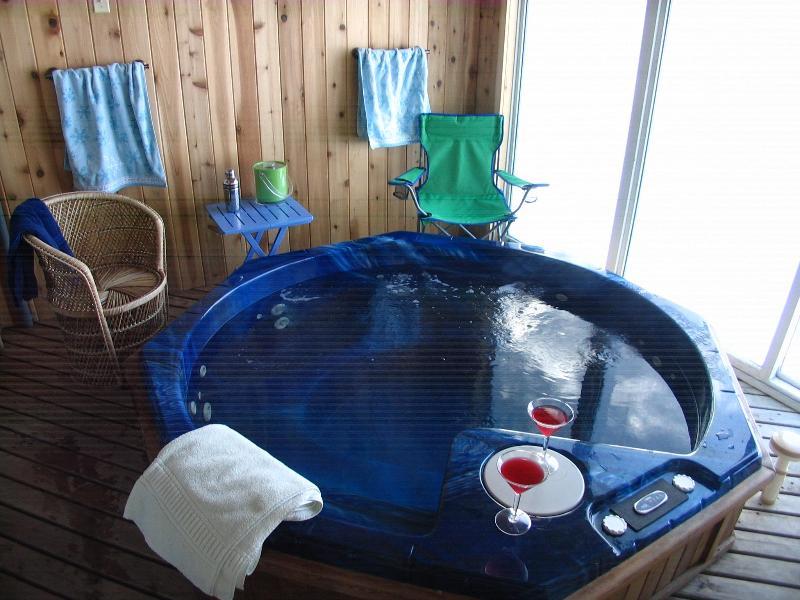 Home w/Hot Tub-Golf, Rafting, Fishing, Adventure ! - Image 1 - Blakeslee - rentals