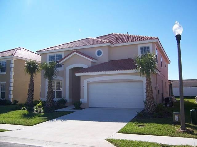 House Front - Luxury 6BD/5.5BA Pool House in Solana Resort - Davenport - rentals