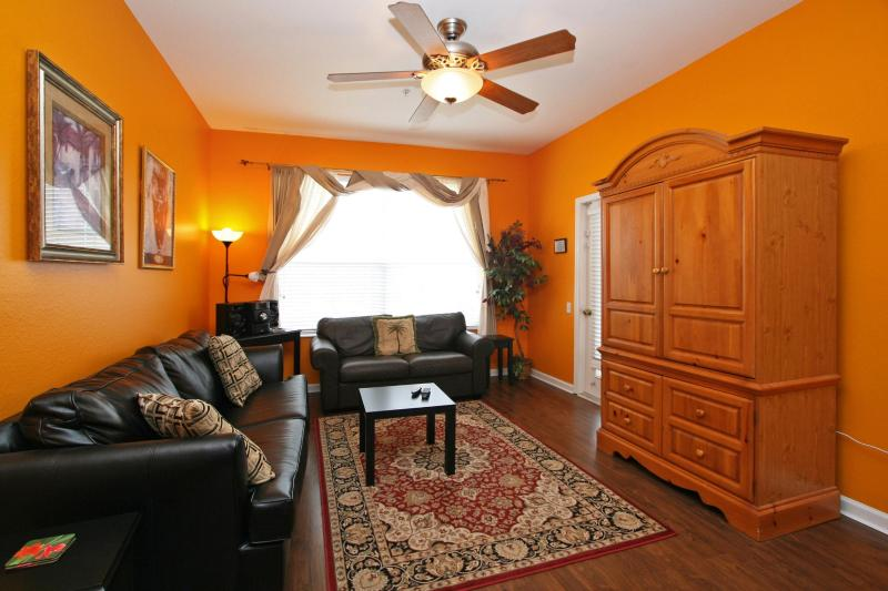 Living Room - Luxury Condo in Orlando near Disney- Windsor Palms - Kissimmee - rentals