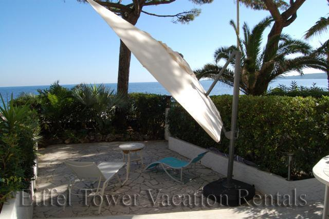 Beautiful and large terrace - Cannes - Palm Beach Apartment - Cannes - rentals