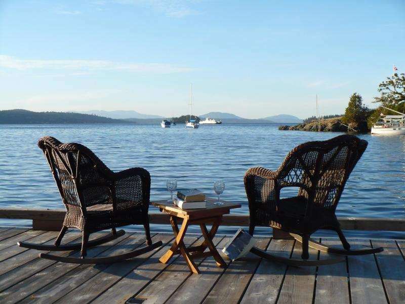 Sittin' on the Dock of the Bay.... - Boathouse B&B and Vacation Rental - Victoria - rentals