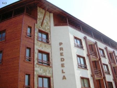 Predela 1 Complex from Outside - Predela 1 11 Polejan Str, Bansko 2770, Bulgaria - Bansko - rentals