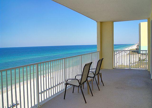 Beautiful Gulf View - Glamorous Beachfront for 10! - Panama City Beach - rentals