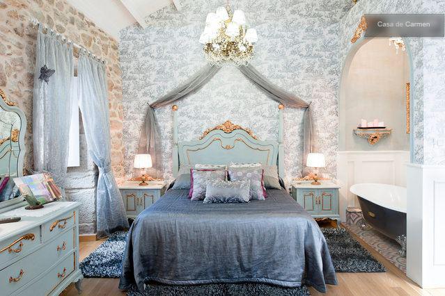 Bedroom - Casa de Carmen - Corcubion - rentals