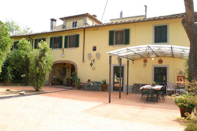 Villa Front - Villa heated pool, jacuzzi, 12 miles from Florence - Montespertoli - rentals