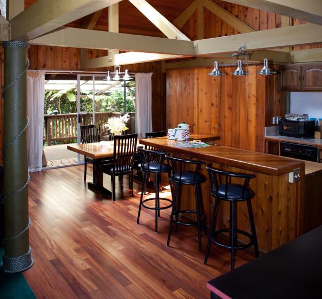 Volcano Country House - Tranquil VOLCANO HAIKU HOUSE-Sleeps 2-12/Jacuzzi - Volcano - rentals