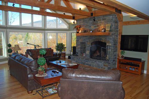 Hayride View Chalet - Image 1 - Stowe - rentals
