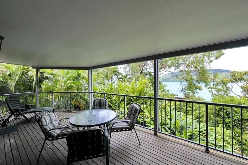 Balcony - Heliconia Grove 9 - Hamilton Island - rentals