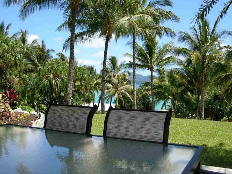 Patio View - Hibiscus 001 - Hamilton Island - rentals
