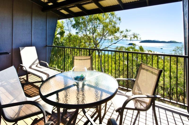 Balcony - Panorama 10 - Hamilton Island - rentals