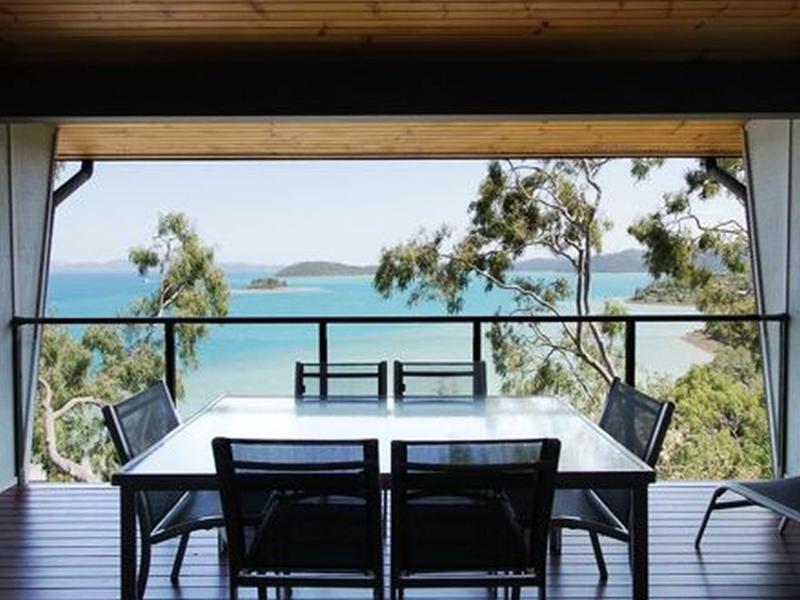 Balcony - Shorelines 15 - Hamilton Island - rentals