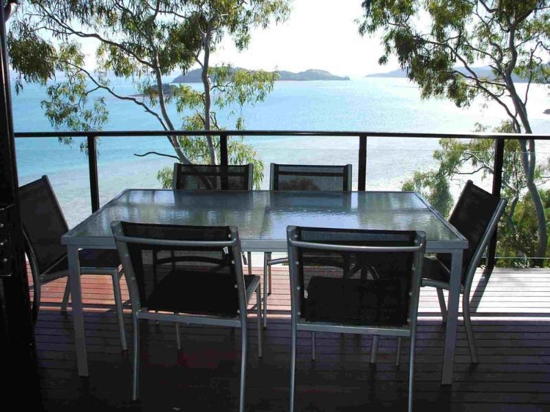 Balcony - Shorelines 16 - Hamilton Island - rentals