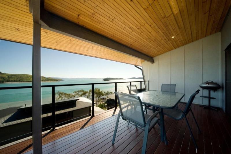 Balcony - Shorelines 17 - Hamilton Island - rentals