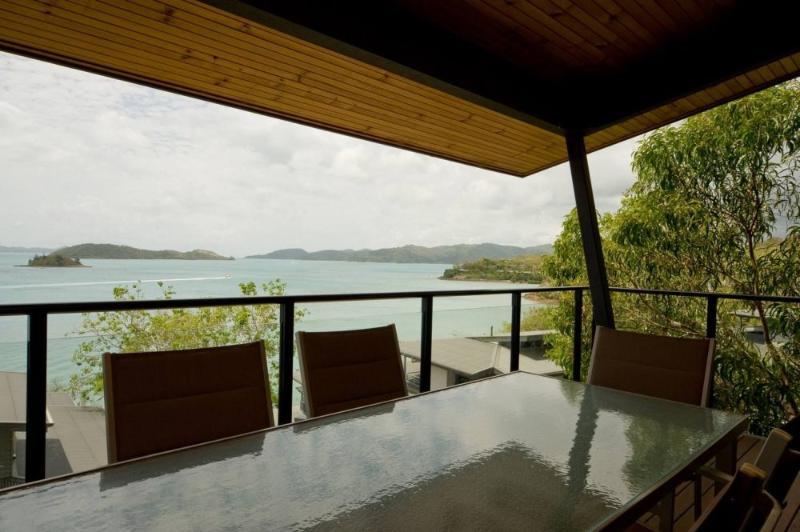 Balcony - Shorelines 28 - Hamilton Island - rentals