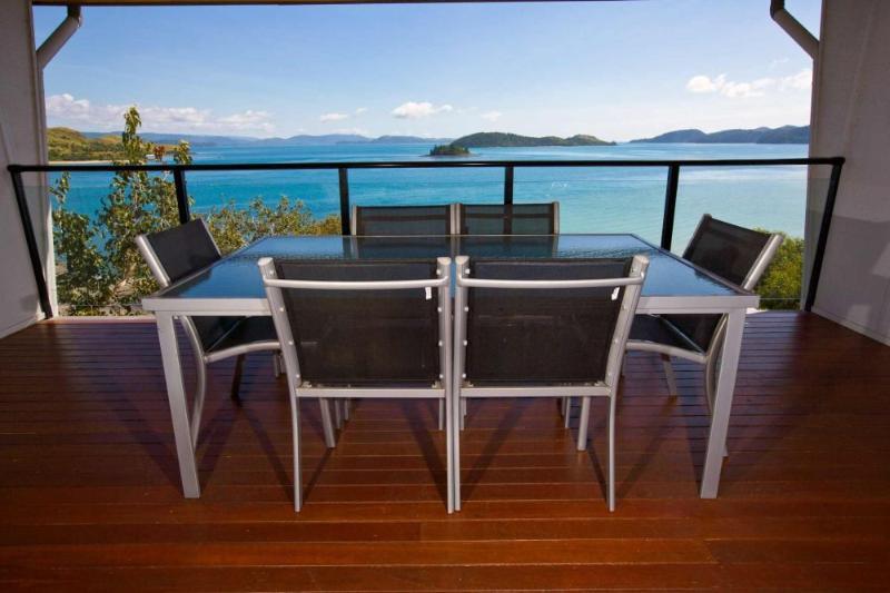 Balcony - Shorelines 30 - Hamilton Island - rentals