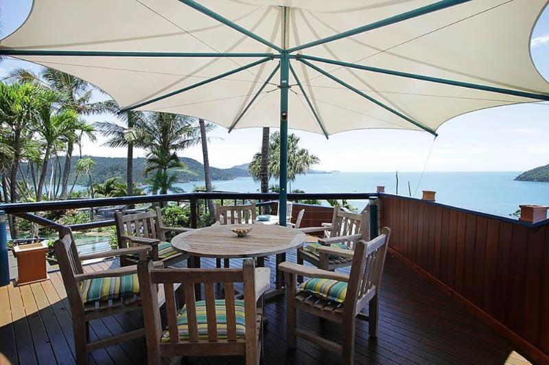 Balcony - Villa Illalangi - Hamilton Island - rentals