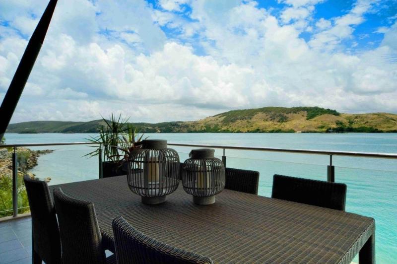 Balcony - Yacht Club 20 - Hamilton Island - rentals